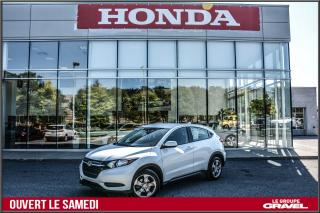 Used 2018 Honda HR-V LX - Air clim - Caméra - Mags - for sale in Ile-des-Soeurs, QC