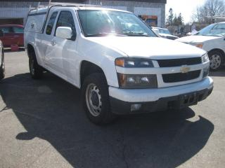 Used 2012 Chevrolet Colorado LT w/1SD 2.9L 4cyl 2wd AC Service Cap for sale in Ottawa, ON
