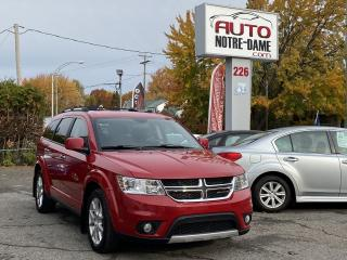 Used 2014 Dodge Journey Journey R/T AWD GPS Cuir Mags for sale in Repentigny, QC