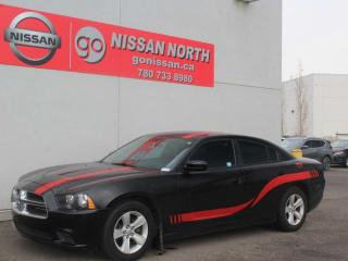 Used 2014 Dodge Charger SE/BLUETOOTH/POWER SEAT for sale in Edmonton, AB