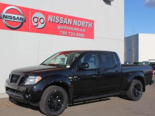 New 2019 Nissan Frontier SV Midnight Edition/4X4/CREW CAB for sale in Edmonton, AB