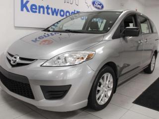 Used 2010 Mazda MAZDA5 5 FWD hatchback. Tons of space for your every day needs for sale in Edmonton, AB