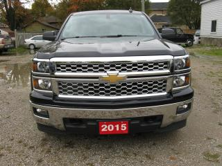Used 2015 Chevrolet Silverado 1500 cloth for sale in Ailsa Craig, ON