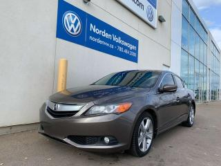 Used 2013 Acura ILX 2.0L PREMIUM TECH for sale in Edmonton, AB