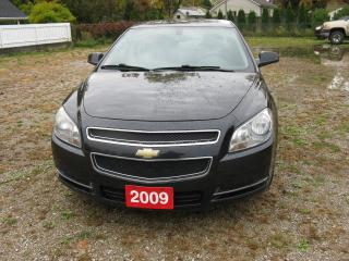 Used 2009 Chevrolet Malibu leather for sale in Ailsa Craig, ON