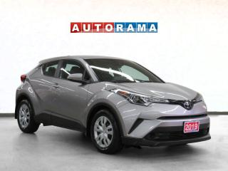 Used 2019 Toyota C-HR Backup Cam Heated Seats for sale in Toronto, ON