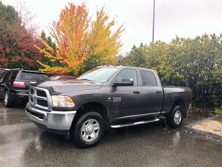 Used 2014 RAM 3500 ST 4X4 + UCONNECT 5.0 W/ BLUETOOTH + BACK-UP CAM + RR PARK ASSIST + NO EXTRA DEALER FEES for sale in Surrey, BC