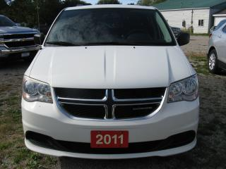 Used 2011 Dodge Grand Caravan clothe for sale in Ailsa Craig, ON