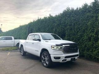 Used 2020 RAM 1500 Longhorn for sale in Surrey, BC