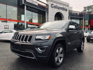Used 2014 Jeep Grand Cherokee LIMI for sale in Richmond, BC
