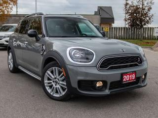 Used 2019 MINI Cooper Countryman Cooper S 4dr AWD ALL4 Sport Utility for sale in Brantford, ON