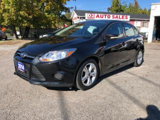 Used 2014 Ford Focus Automatic/Comes Certified/Heated Seats/Gas Saver for sale in Scarborough, ON