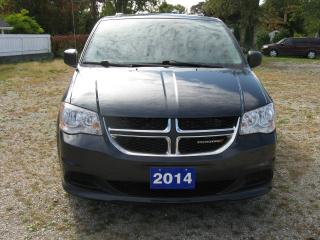 Used 2014 Dodge Grand Caravan Cloth for sale in Ailsa Craig, ON