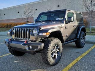 Used 2020 Jeep Wrangler Rubicon / GPS Navigation / Back Up Camera for sale in Edmonton, AB
