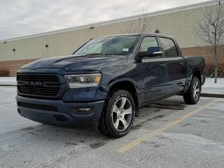 New 2020 RAM 1500 SPORT 4x4 CREW CAB for sale in Edmonton, AB
