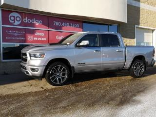 New 2020 RAM 1500 Sport 4x4 Crew Cab / GPS Navigation for sale in Edmonton, AB