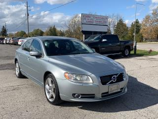 Used 2010 Volvo S80 T6 for sale in Komoka, ON