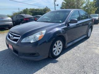 Used 2010 Subaru Legacy 2.5i AWD 1 OWNER for sale in Stouffville, ON