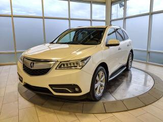 Used 2016 Acura MDX ADVENT for sale in Edmonton, AB