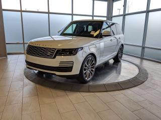 New 2020 Land Rover Range Rover HSE P525 SUPERCHARGED for sale in Edmonton, AB