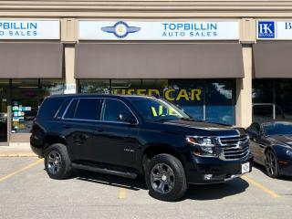 Used 2016 Chevrolet Tahoe Z71, Navi, Leather, Roof & more for sale in Vaughan, ON
