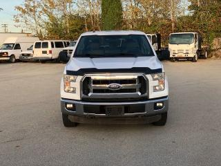 Used 2015 Ford F-150 XLT for sale in Surrey, BC