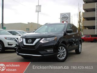 Used 2019 Nissan Rogue SV l CPO l AWD l Backup Camera l Heated steering l Alloys for sale in Edmonton, AB