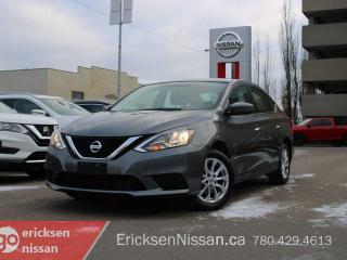 Used 2019 Nissan Sentra SV ROOF l Backup Camera l Heated Seats l Alloys for sale in Edmonton, AB