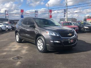 Used 2015 Chevrolet Traverse LS for sale in London, ON