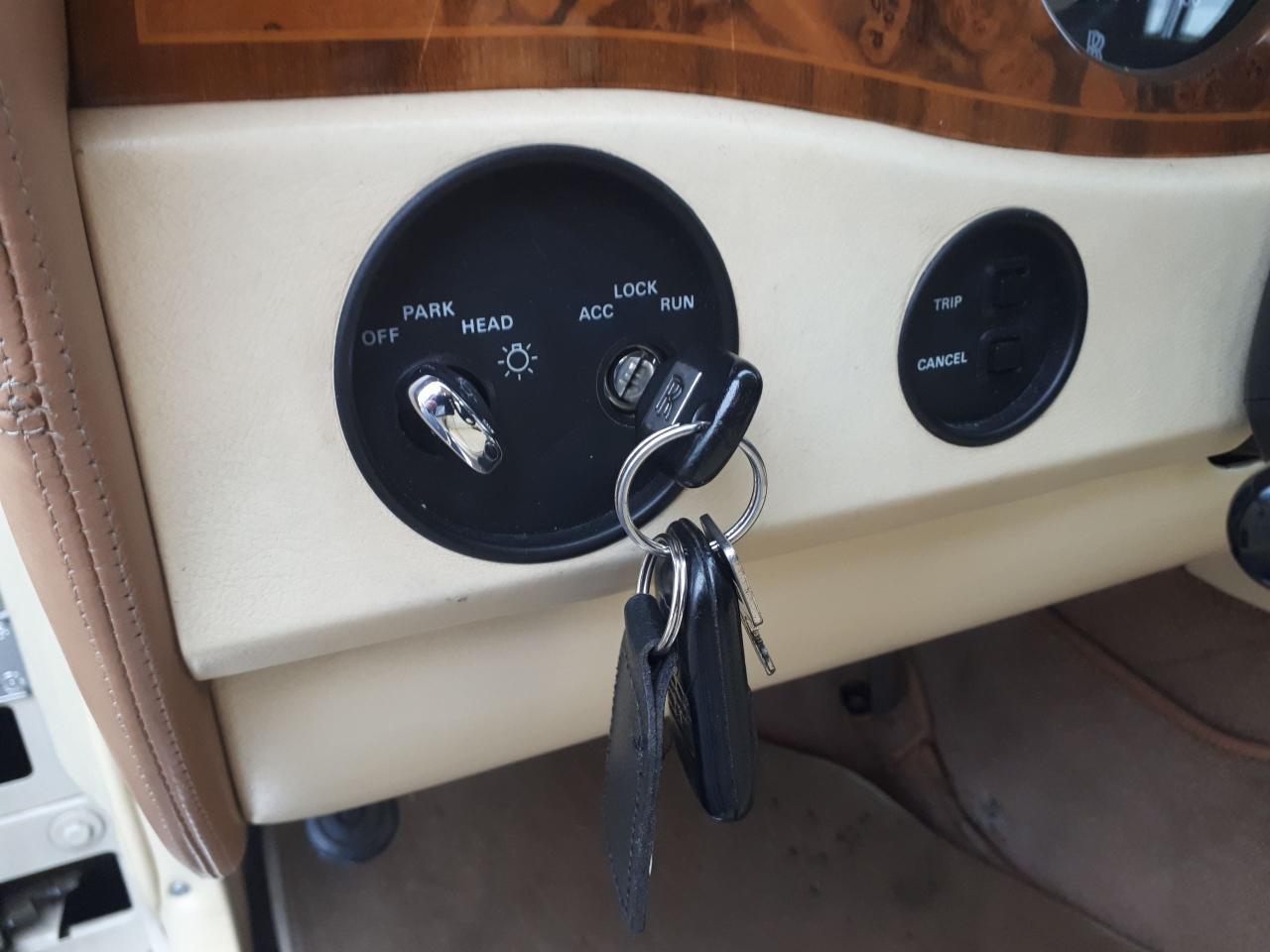 1994 Rolls Royce Silver Spur