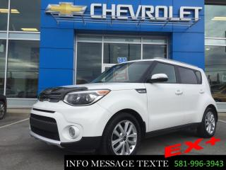 Used 2017 Kia Soul 2.0L EX+ PNEUS HIVER ET ETE INCLUS for sale in Ste-Marie, QC
