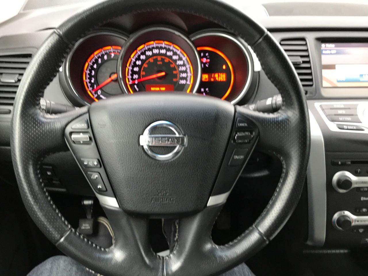 2010 Nissan Murano