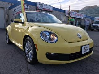 Used 2012 Volkswagen Beetle Accident Free | Convertible | Automatic | for sale in Oakville, ON