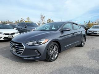 Used 2018 Hyundai Elantra GL  BACKUP CAM/ALLOY WHEEL for sale in Brampton, ON