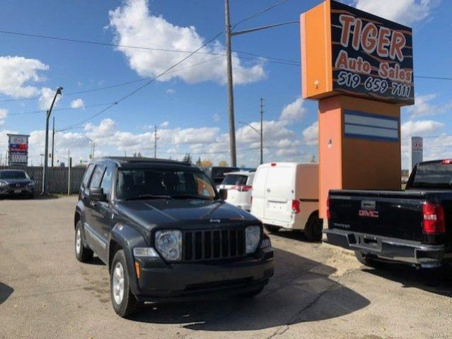 2010 Jeep Liberty Sport**PANORAMIC ROOF**4X4**AS IS SPECIAL