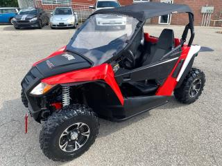 Used 2015 ARCTIC CAT WILDCAT SPORT LTD 700 PS SIDE BY SIDE FINANCING AVAILABLE for sale in Cambridge, ON