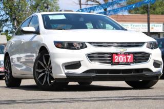 Used 2017 Chevrolet Malibu LT for sale in Brampton, ON