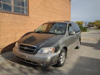 Used 2004 Kia Sedona EX/7 PASSENGERS for sale in Oakville, ON