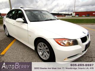 Used 2008 BMW 3 Series 323i - 2.5L - RWD for sale in Woodbridge, ON