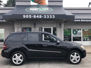 Used 2006 Mercedes-Benz M-Class 5.0L w/Premium Pkg for sale in Mississauga, ON