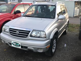 Used 2004 Suzuki Grand Vitara JX for sale in Mississauga, ON