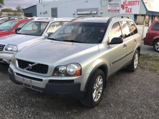 Used 2003 Volvo XC90 for sale in Mississauga, ON