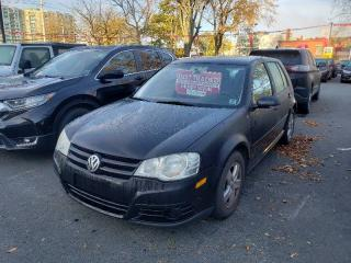 Used 2009 Volkswagen Golf City for sale in Halifax, NS