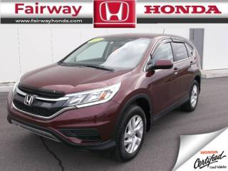 Used 2015 Honda CR-V SE for sale in Halifax, NS