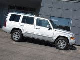 Photo of Silver 2008 Jeep Commander