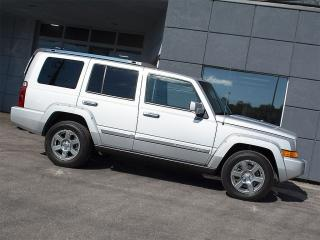 Used 2008 Jeep Commander OVERLAND|5.7L HEMI|NAVI|DVD|REARCAM|7 SEATS for sale in Toronto, ON