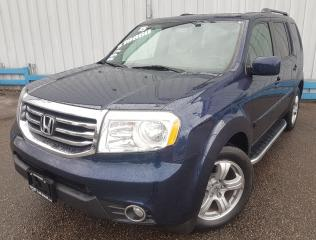 Used 2015 Honda Pilot EX-L 4WD *LEATHER-SUNROOF* for sale in Kitchener, ON
