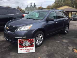Used 2013 Chevrolet Traverse LS for sale in Glencoe, ON