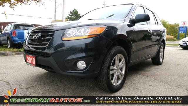 2010 Hyundai Santa Fe Limited w/Navi|CAMERA|NO ACCIDENT|LEATHER|SUNROOF