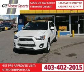 Used 2014 Mitsubishi RVR GT for sale in Calgary, AB